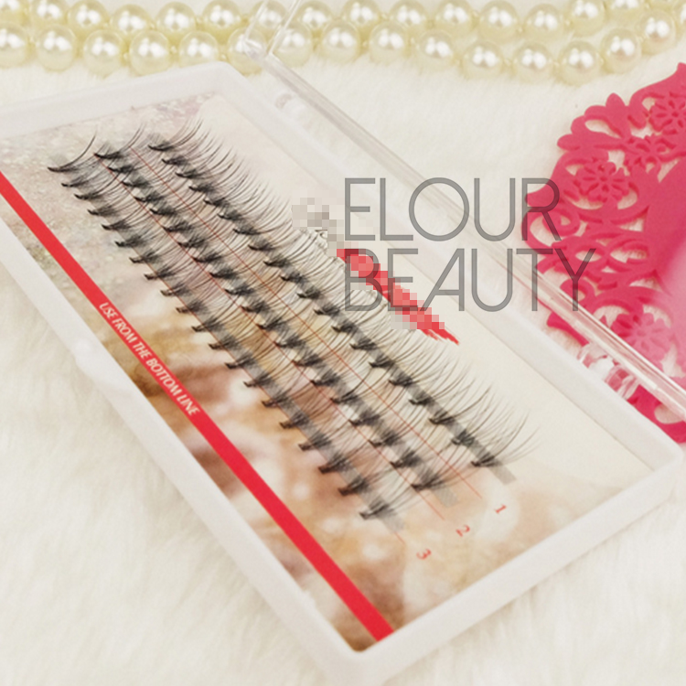 Best selling younique flare eyelash extensions ES49
